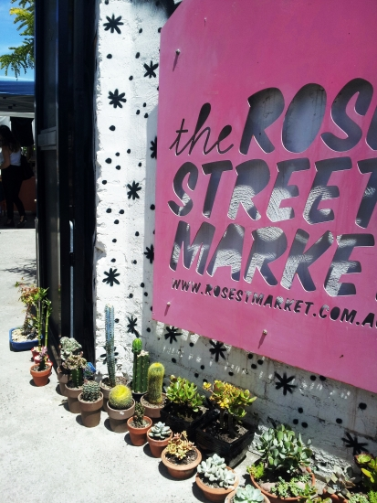 Rose Street Market