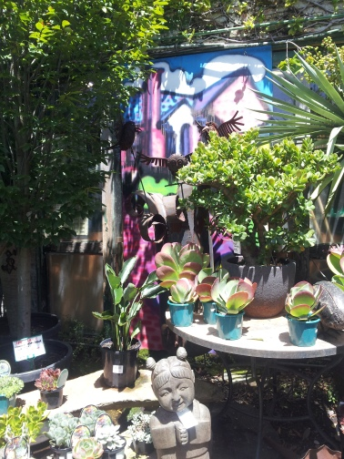 The Artists Garden, FItzroy